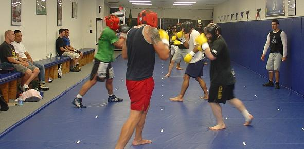 The Benefits of Training in Mixed Martial Arts